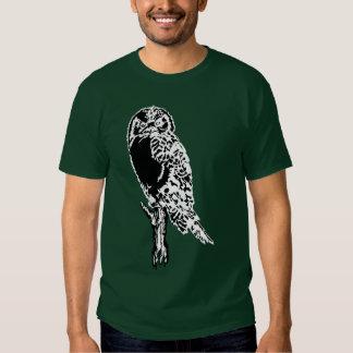 Owl Silhouette Tshirt