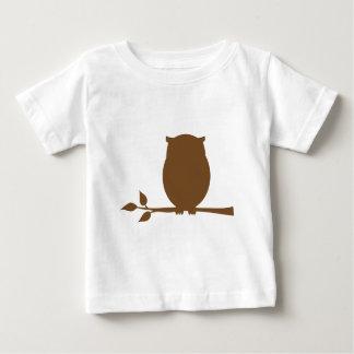 Owl Silhouette Tshirts