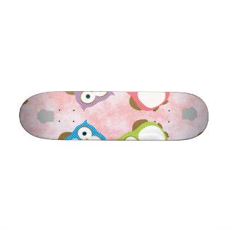 Owl Skate Board