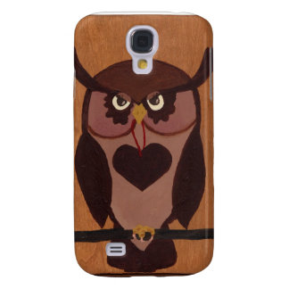 Owl Speck® Fitted™ Hard Shell Case for iPhone 3G/3 Samsung Galaxy S4 Case