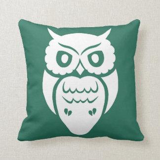 Owl Throw Cushion