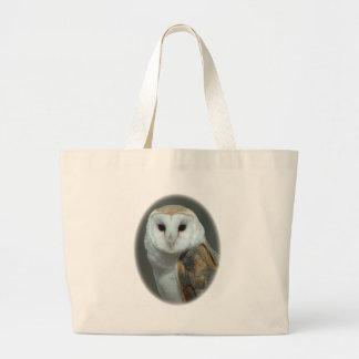 Owl Travel Tote Jumbo Tote Bag