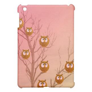 Owl Tree  iPad Mini Cases