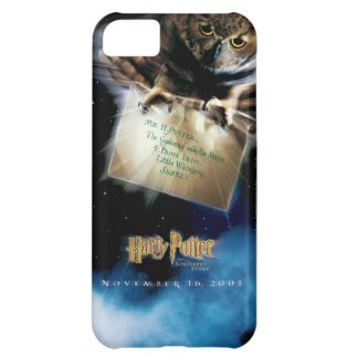 Owl with Letter Movie Poster iPhone 5C Case