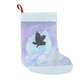 Owl With Mail Holiday Stocking