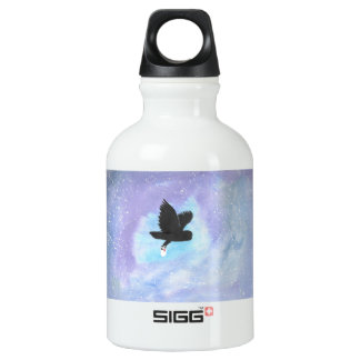 Owl With Mail Water Bottle SIGG Traveller 0.3L Water Bottle