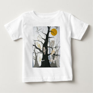 Owl Wood Baby T-Shirt