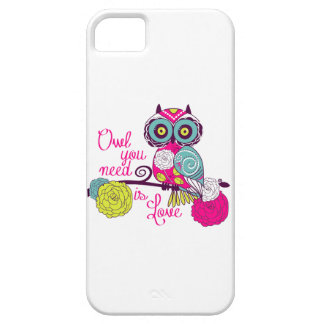 Owl you need is love case for the iPhone 5