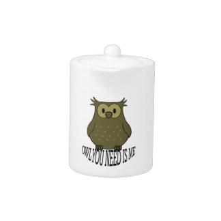 owl you need is me