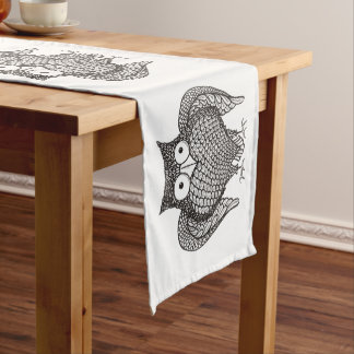 Owl you Need Short Table Runner