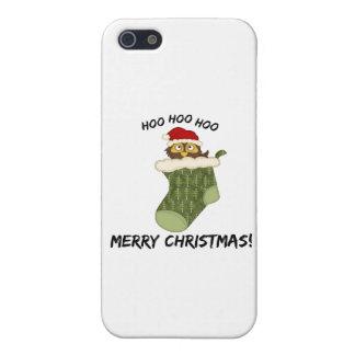 OwlHooHooChristmas iPhone 5 Cover