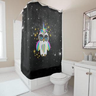 OWLicorn Shower Curtain