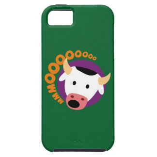 OWLIE BOO - Cow iPhone 5/5S Case
