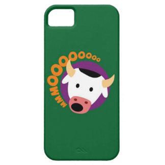 OWLIE BOO - Cow iPhone 5 Carcasas