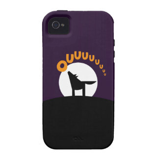 OWLIE BOO - Wolf Case-Mate iPhone 4 Covers