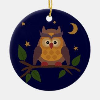 Owlie Christmas Ornament