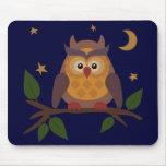 Owlie Mousepad