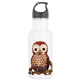 Owls 532 Ml Water Bottle