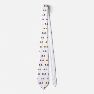 Owls And Heart Tie