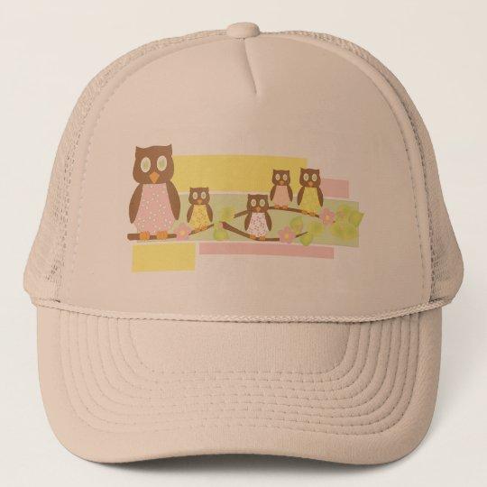 Owls and Owls II Cap