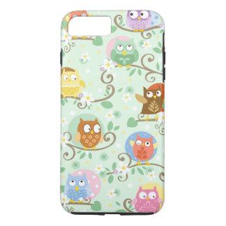 Owls Apple iPhone 7 Plus Case