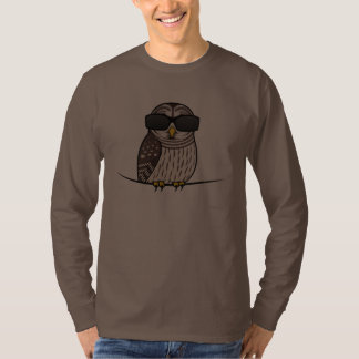 Owls are cool tee shirts