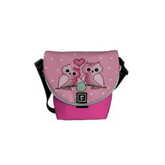 owls commuter bags