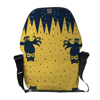 owls courier bags
