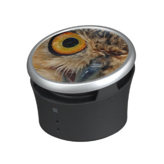 Owls Eyes Bluetooth Speaker