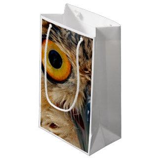 Owls Eyes Small Gift Bag