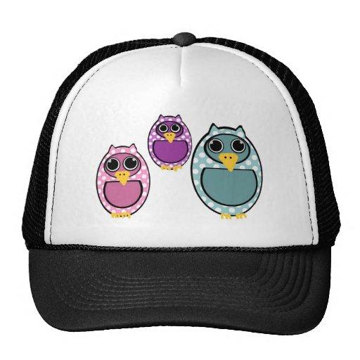 Owls Trucker Hats