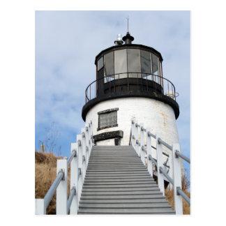 Owls Head Lighthouse Postcard