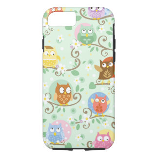 Owls  iPhone 7 Case