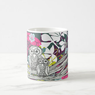 Owls mug