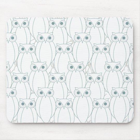OWLS PLETHORA Mousepad