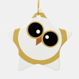 Owly Christmas Ornament