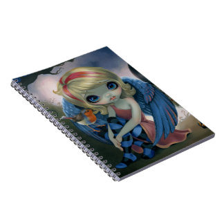 """Owlyn and Robyn"" Notebook"