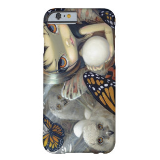 """Owlyn in the Nest"" iPhone 6 case"
