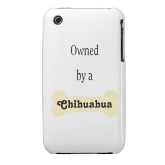 Owned by a [Breed] Case-Mate iPhone 3 Case