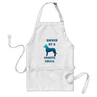Owned by a Smooth Collie Standard Apron