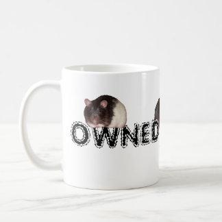 owned by rats mug