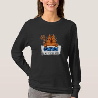 owned orange tabby T-Shirt