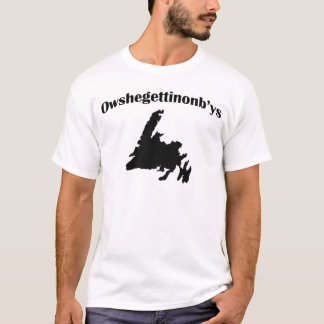 Owshegettinonbys T-Shirt