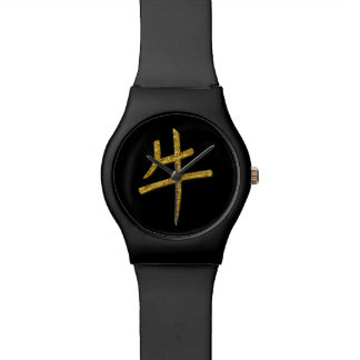ox- Chinese horoscope Wrist Watches
