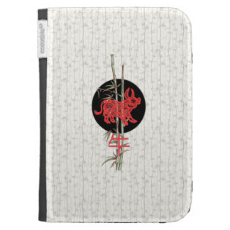 Ox chinese zodiac kindle 3G covers