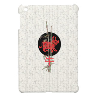 Ox (chinese zodiac) cover for the iPad mini
