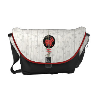 Ox chinese zodiac messenger bags