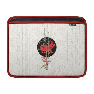 Ox (chinese zodiac) sleeves for MacBook air
