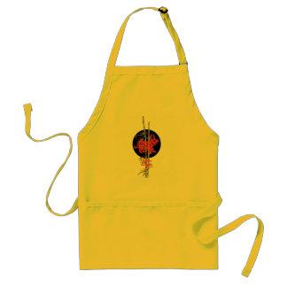 Ox (chinese zodiac) standard apron