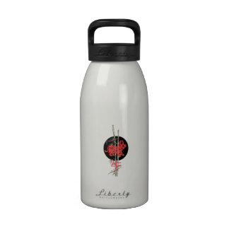 Ox (chinese zodiac) water bottles